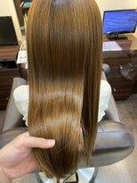 キャラ 池袋本店(CHARA)大人気!サロンソリューションでサラ艶髪♪【CHARA池袋/貴也】*