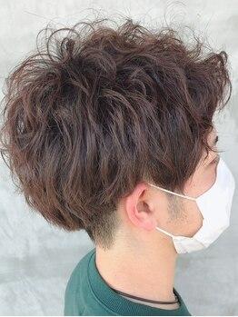 ヘアサロン ハダル(hair salon HADAR)の写真/トレンドに合わせた好感度抜群のスタイルへ♪クオリティを求めるお洒落メンズに!朝のセットも楽に完成♪