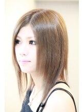 エフエフヘアー(ff hair)【ff hair】低温縮毛矯正×ダブルカラー