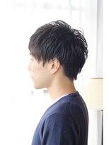 ココロヘアー 中島店(Cocolo hair)爽やかショート(SIDE)