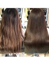 ソレイユハチジュウハチ(SOLEIL88)髪質改善『髪の美容整形』ReKERA
