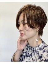 クリアー オブ ヘアー 藤が丘店(clear OF HAIR)ナチュラル +ショート