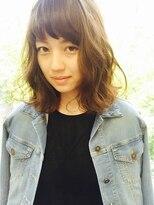 トゥワイス(twice)[twice]髪の毛を柔らかく魅せるカラー☆ラベンダーアッシュ