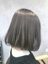 ヘアーメイク アフィーノ(hair make affino)[affino大宮]simpleボブ