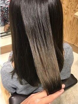 リフレクション(REFLECTION)の写真/美髪の基本は潤い×ツヤ☆ダメージを見極め、あなたに必要な栄養分を徹底補給!思わず触りたくなる髪へ。