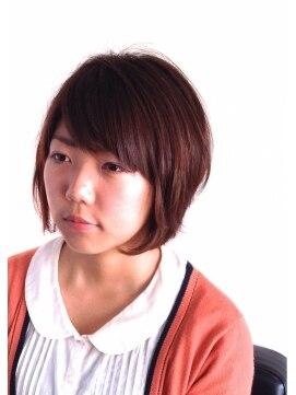 ヘアーカーブ(haircarve)haircarve初夏☆アッシュメープル・ブラウン