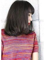 ヘアサロン ガリカ 表参道(hair salon Gallica)『 毛束感 × グレージュ 』外国人風ワンカールボブ☆