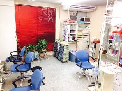 美容室赤いりぼん 長岡店の写真