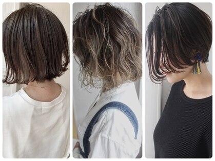 Saison hair