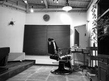 ダンベル(DANVEL)の雰囲気(DANVEL三軒茶屋/バーバー/理容室/スタイル)