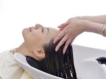 リバーノ 平野店(RIVER-NO)の写真/【平野】リラクゼーションSPAやエイジングSPAが人気◎頭皮環境から整え『将来を見据えた美髪ケア』を…♪