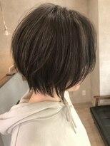 【RIENS】黒髪ショートボブ×木村康二