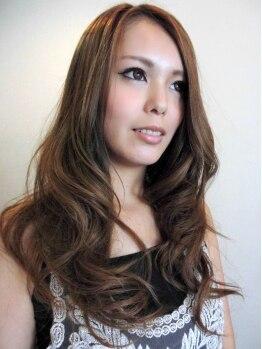 サクラ(SAKURA)の写真/髪への優しさにこだわる!京都ではまだ数少ない【スーパーソニックエステ・システム(超音波パーマ)誕生♪】