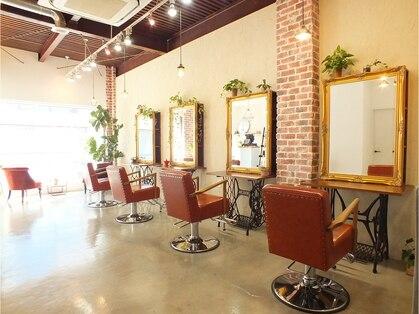 ランプス ヘア アトリエ Lamps hair atelier 画像