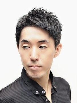 ヘアーアンドグルーミング ヨシザワインク(HAIR&GROOMING YOSHIZAWA Inc.)【ヨシザワ人形町】ビジネスアップバンク好感度ショート