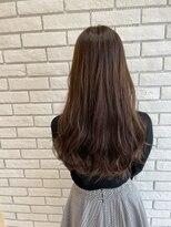 美髪にチョコレートブラウン☆大人の魅力を長期間キープ!