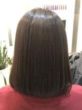 クラウンケア(CROWN CARE)ヘアーストリームによる美髪