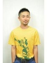 ☆ICHARI☆「夏の」Tシャツに合う、骨格修正カット