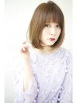 ギフト ヘアー サロン(gift hair salon)ワンカールストレート☆ミセススタイル(熊本・通町筋・上通り)