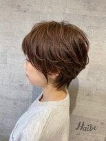レザボア ヘアーアンドビューティー ハイブ店(reservoir Hair&Beauty Haibe)明石/大人ショートスタイル