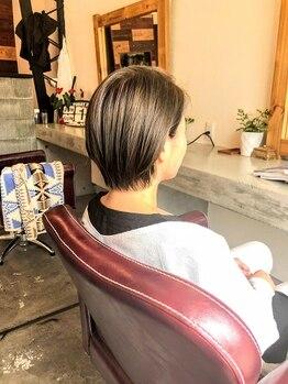 イヤイライケレの写真/計算され尽くした絶妙な「似合わせカット」はモチの良さとスタイリングのしやすさ◎伸びてきても美しい髪♪