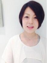 クラメール 黒崎コムシティ店(Kraemer)美髪サラサラ好感度UP前下がりボブ