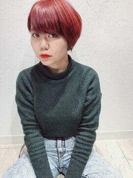アリス ヘア デザイン(Alice Hair Design)Alice☆ベリーレッド