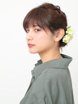 アーティーアンドコー(Arti&Co)の写真/【強毛SPAトリートメント+カット ¥12000→¥7000☆】ひと味違うヘッドスパで髪を強く♪