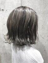 レックスヘアーインターナショナル(REX HAIR INTERNATIONAL)【REX 心斎橋】 ハイライトグレージュボブ