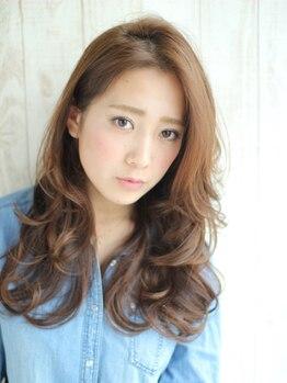 ナニ(Lady's&Men's hair nani)の写真/大好評☆今をときめくカラー剤をプチプラ価格でご提供!iNOA/イルミナ/アドミオ取扱い中♪