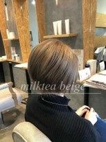ダブルケーツー 倉敷店(wk-two)☆Wカラー milktea beige☆