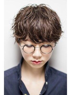 ジリ(JILI)【JILI】メガネショート