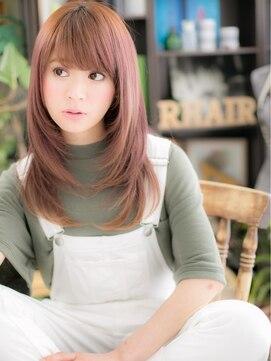 カバーヘア ブリス 川口東口そごう店(bliss)*+COVER HAIR+*…計算ずく!ほめられ♪ストレートレイヤーa