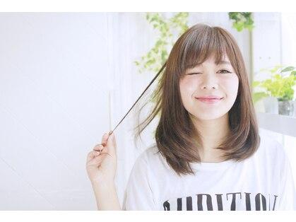 ヘアメイク シャンティ 目白(hair make SHANTI)の写真