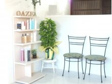 オアーズ(oaze hair-atelier)の雰囲気(1人1人合わせた店販商品をオススメさせて頂きます。)