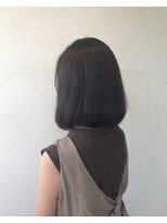 サラ ビューティー サイト 古賀店(SARA Beauty Sight)暗髪BOB