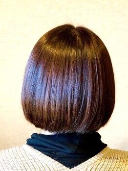 ラニー ヘアーアンドスパ(Rani hair&spa)の写真/髪質や悩みに合わせたケアで美しい仕上がりに♪話題の新感覚TR【酸熱トリートメント】で芯から綺麗な髪へ…