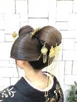オーブ ヘアー トピア 草薙店(AUBE HAIR topia)新日本髪 現代史用