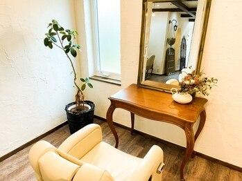 シェリール(cherir)の写真/上質空間でキレイを磨くためのお手伝い。オーガニック商材を使った贅沢な時間をご提供いたします─。