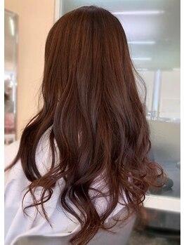 ガーデニア(Gardenia)の写真/気になる髪のクセやうねりは縮毛矯正&トリートメントで解決◎人気のTOKIO取扱いあり◎