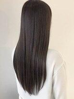 テラスヘア(TERRACE hair)艶髪ストレートロング