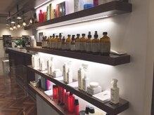 アビー(ABBEY)の雰囲気(最新のヘアケア商品も数多く取り揃えています。)