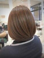 クール ヘアー ギャラリー 神明町店(COOL Hair gallery)ツヤ感毛流れ感がキレイな上質なボブスタイル