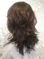 イーチ ディー ヘアーアンドトータルビューティー(each dee hair&total beauty)柔らかウルフ