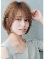リル ヘアーデザイン(Rire hair design)【Rire-リル銀座-】ひし形小顔ボブ♪