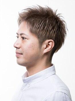 ヘア デザイン リブレ(Hair Design Libre)の写真/【JR南草津駅・駐車場有・平日21:00】ひげ・眉を整え、360度清潔感のある素敵男子に大変身♪
