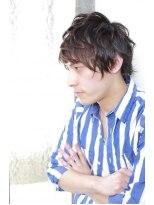 銀座マツナガ 箱崎店(GINZA MATSUNAGA)【マツナガ箱崎】メンズショート ニュアンス パーマ☆