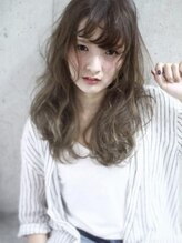 ルノン(LUNON)【LUNON】☆外国人風シースルーロング☆