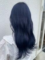 ヘアーサロン リアン 熊谷2号店(hair salon Rien)ディープブルー♪