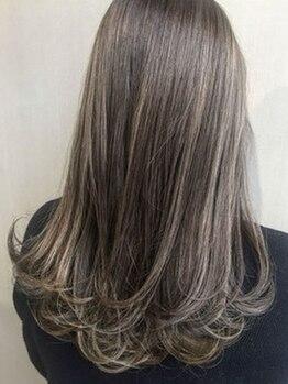 パステル ヘアー デザイン 平井北口(Pastel Hair Design)の写真/最高級TOKIOトリートメント♪髪本来のツヤを表現し芯から潤い満ちたキレイなツヤ髪をお届け☆